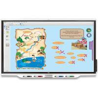 Smart Board 7086 Interactieve whiteboard - Wit