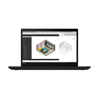 Lenovo ThinkPad P14s Laptop - Zwart