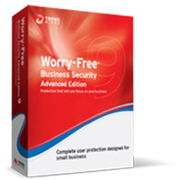 Trend Micro Worry-Free Business Security 9 Advanced, 12m, 5u Software licentie