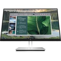 HP E24u G4 Monitor - Zwart,Zilver