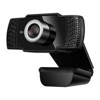 Sandberg USB 480P Opti Saver Webcam - Noir