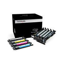 Lexmark 700Z5 CS/CX 310/ 410/ 510 Unité d'image noire et couleur (40K) Kits d'imprimante et scanner - Black, .....