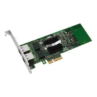 Intel Gigabit ET Dual Port Server Adapter BULK Five-Pack Units Carte de réseaux