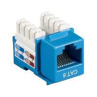 Black Box Prise CAT6 UTP RJ-45 keystone, BlackBoxConnect - Bleu