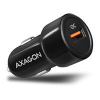 Axagon PWC-QC QC3.0 car charger Chargeur - Noir
