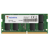 ADATA DDR4 SO-DIMM 8GB 2666 (19) RAM-geheugen