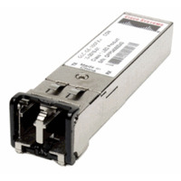 Cisco 10GBASE-SR SFP+ transceiver module for MMF, 850-nm wavelength, LC duplex connector Netwerk transceiver .....