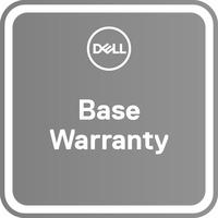 DELL Upgrade van 1 jaar Basic Onsite tot 3 jaren Basic Onsite Garantie- en supportuitbreiding