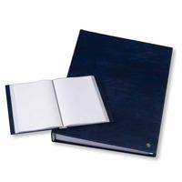 Rillstab A4, 50 pcs, generfd kunststof, blauw - Blauwgroen