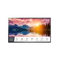 "LG 43"", 3840 x 2160, DVB-T2/C/S2, webOS 5.0, Hotel Mode, HDMI, USB, CI, RS-232C, RJ-45 TV LED - Noir"