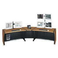 Middle Atlantic Products 48' LCD Monitoring Desk, HM Bureau