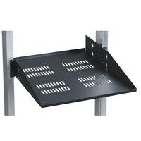 Black Box Heavy-Duty Equipment Shelves Rack toebehoren - Zwart
