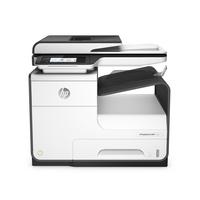 HP PageWide Pro 477dw Multifonction - Noir,Cyan,Magenta,Jaune