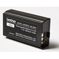 Brother Li-on chargable battery Reserveonderdelen voor drukmachines - Zwart