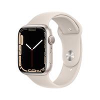Apple Watch Series 7 (2021) GPS 45mm Starlight Smartwatch