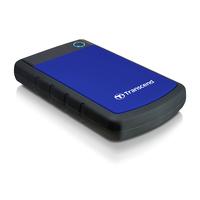 Transcend 1TB StoreJet 25H3 Disque dur externe - Noir,Bleu