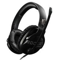 ROCCAT Khan Pro Headset - Zwart