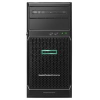 Hewlett Packard Enterprise ProLiant ML30 Gen10 Server - Zwart