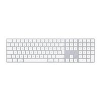 Apple Magic Keyboard met numeriek toetsenblok - Duits - QWERTZ Toetsenbord - Wit