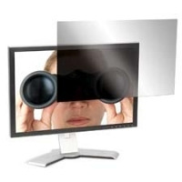 "Targus privacyscherm 18.5""W (16:9) Monitor/TV accessoire - Zwart,Transparant"