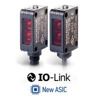 Datalogic S100-PR-2-FG00-PK = Receiver plastic radial 0 - 2 mt cable Capteurs photoélectriques