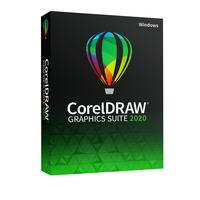 Corel DRAW Graphics Suite 2020 (Dutch/French) Logiciels de création graphiques et photos