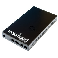Mikrotik CA800 Sac d'équipement - Noir
