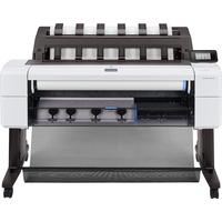 HP Designjet T1600dr Imprimante grand format - Cyan,Gris,Magenta,Noir mat,Photo noire,Jaune