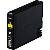 Canon PGI-29Y Inktcartridge - Geel