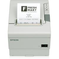 Epson TM-T88V Imprimante point de vent et mobile - Blanc
