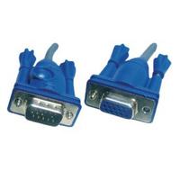 ATEN 2L-2406 - VGA M/F 6m - Bleu,Gris