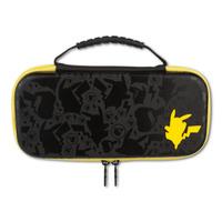 BDA Protection Case for Nintendo Switch – Pikachu Silhouette Boitiers et accessoires de jeux d'ordinateurs - Noir