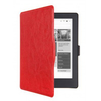 Gecko Waterproof Slimfit cover for Kobo Aura H2O (edition 2), Red - Rood
