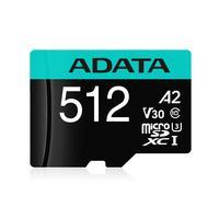ADATA Premier-Pro-microSDXC/SDHC Mémoire flash - Noir, Bleu