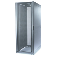 APC NetShelter SX 42U 750mm Wide x 1200mm Deep Enclosure with Sides Black -2000 lbs. Shock Packaging .....