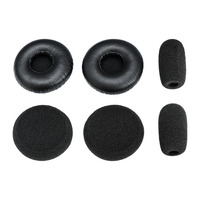 BlueParrott Kit de remplacement C Series Casque / oreillette accessoires - Noir