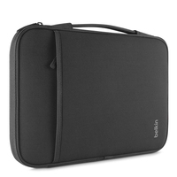 "Belkin 11"", Sleeve case, Fleece/Neopro, Black, Unisex Laptoptas"