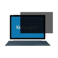 Kensington Filtre de confidentialité amovible à 2 directions pour Microsoft Surface Pro 4 Filtre écran