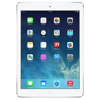 Apple iPad Air Wi-Fi + 4G LTE 64GB Tablet - Zilver - Refurbished B-Grade