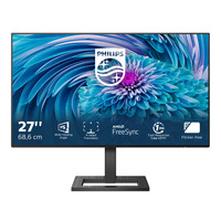 "Philips LCD Full HD 27"" Moniteur - Noir"