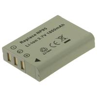 2-Power Digital Camera Battery 3.7V 1500mAh - Gris