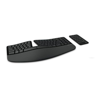 Microsoft 5KV-00005 Clavier - Noir