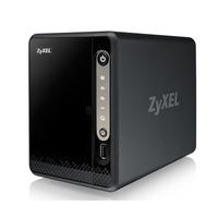 Zyxel NAS326 Serveur de stockage de données - Noir