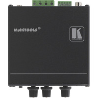 Kramer Electronics 40W per channel, 1 Knob, Mute, LED Audio versterker - Zwart