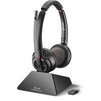 POLY Savi 8220 UC Headset - Zwart