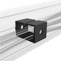 B-Tech BT8390-CMC Muur & plafondsteun toebehoren - Zwart