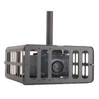 Chief PG3A, Extra Large Projector Security Cage Support mural et au plafond  - Noir