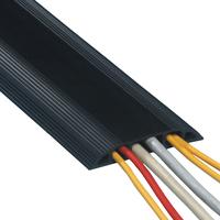 Dataflex Addit Kabelbeschermer - Zwart