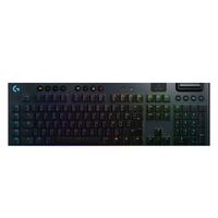 Logitech G G915 LIGHTSPEED Wireless RGB Mechanical Gaming Keyboard - AZERTY Toetsenbord - Zwart