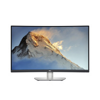 """DELL S3221QS 32"""" 4K UHD VA Monitor - Zwart, Grijs"""